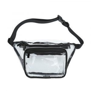 Clear Fanny Pack - Festival Clear Fanny Pack Rave Pvc Transparent Fanny Pack Clear Waist Bag