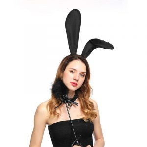 Bunny Ears Headband - Womens Festival Sexy Bunny Ears Headband Bunny Headband Rabbit Ear Headband