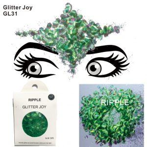 Green Face Glitter - Festival Green Face Glitter Rave Chunky Glitter Green Body Glitter